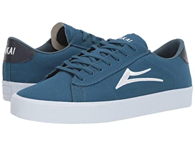 Lakai Newport (Slate Canvas) Men