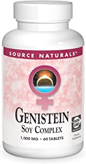 Source Naturals Genistein 1000 Mg (Eternal Woman), 60 Tablets
