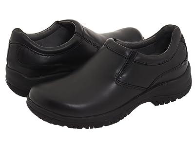 Dansko Wynn (Black Smooth Leather) Men