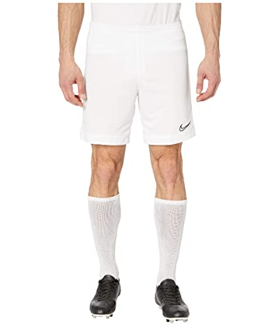 Nike Dry Academy Shorts K (White/White/Black) Men