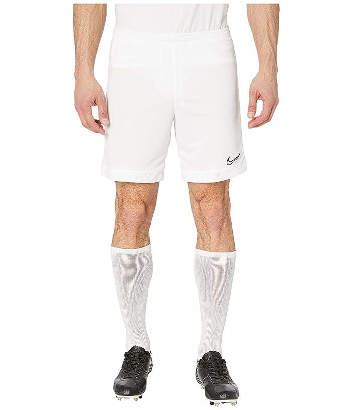 Nike Dry Academy Shorts K (White/White/Black) Men