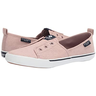 Sperry Lounge Wharf Linen (Rose Dust) Women