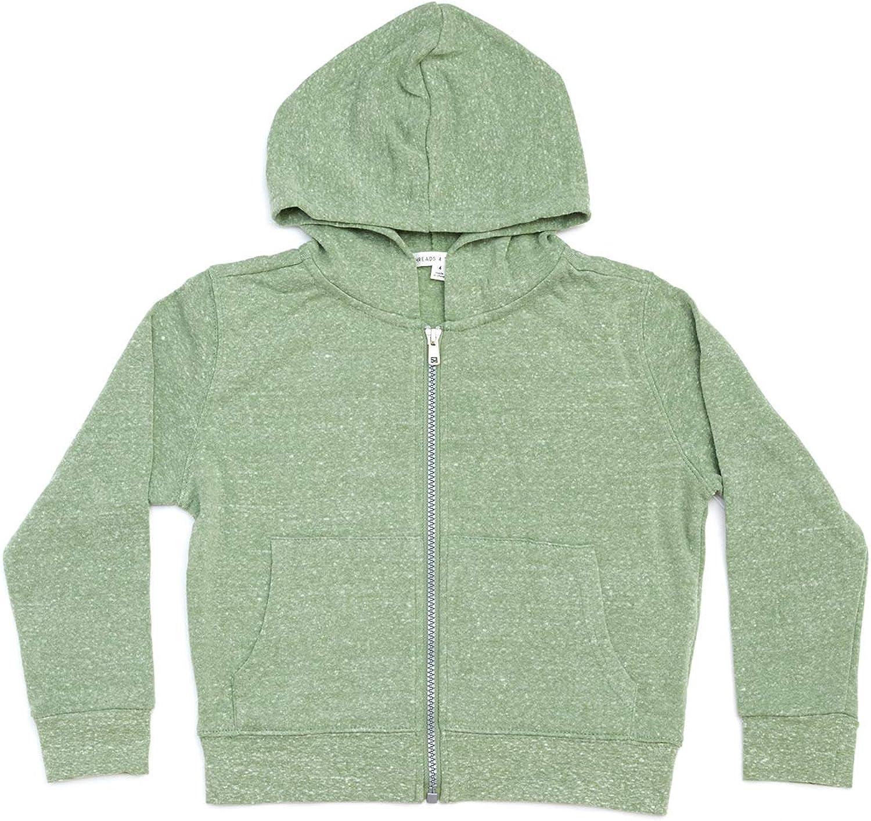 Boys Threads 4 Thought - Triblend Full Zip Fleece Hoodie