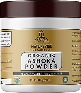Organic Ashoka Powder 8 Ounce - Natural Saraca Indica - Ayurvedic Herbal Powder | Supports Immunity System