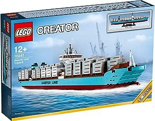 Best lego maersk ship triple e Reviews
