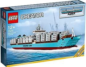 lego maersk cargo ship