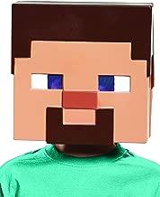 Disguise Inc - Minecraft - Steve Vacuform Child Mask