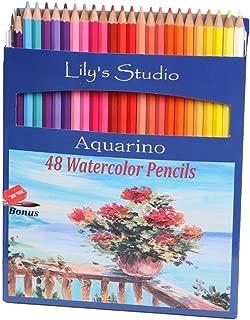 archival colored pencils