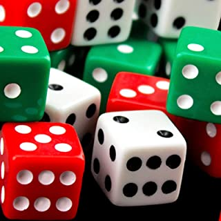 Best red and green dice Reviews