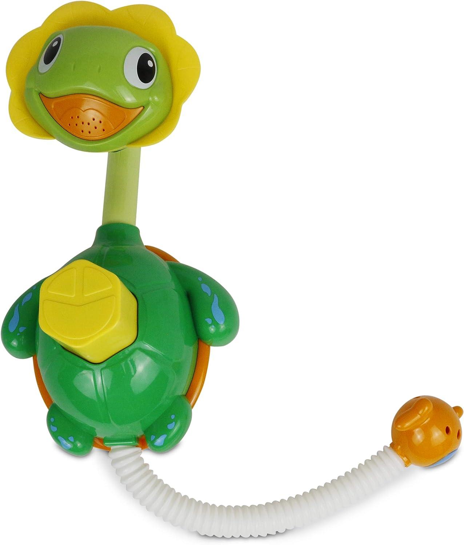 Popular depot standard Bambiya Turtle Fountain Baby Bath Activity - Sprays Set Toy