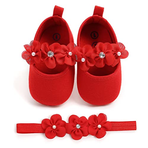 a2e9058de8b9b Red Shoes for Toddler Girls: Amazon.co.uk