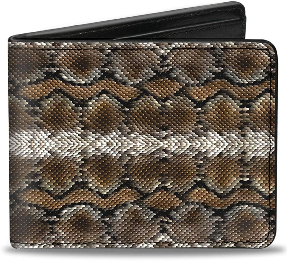 Ranking TOP3 Buckle-Down Men's Standard Bifold Popular products Wallet x 4.0