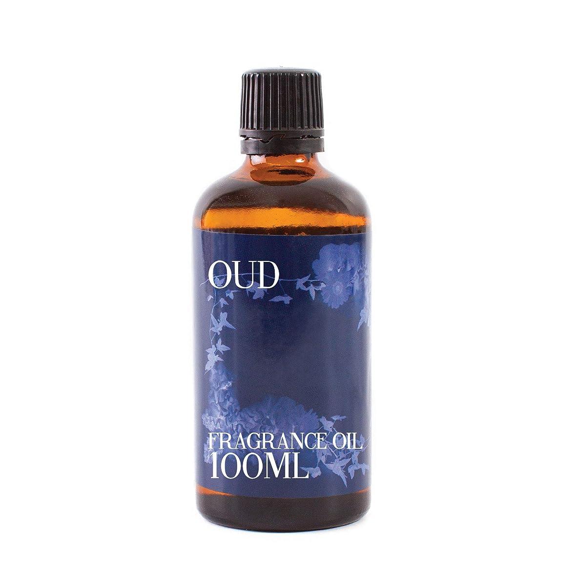 憧れコンサート娯楽Mystic Moments   Oud Fragrance Oil - 100ml