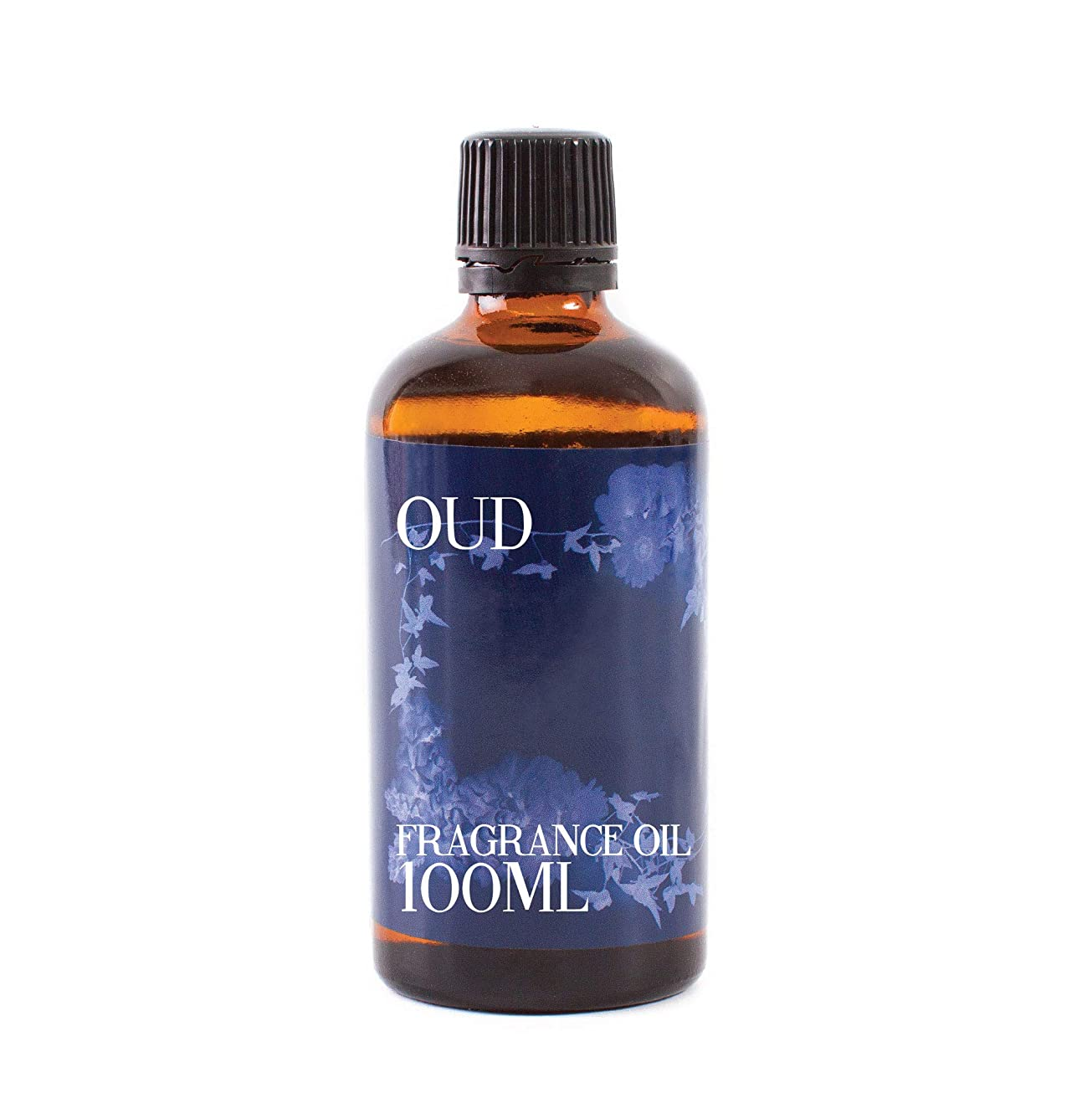 後退する癌策定するMystic Moments   Oud Fragrance Oil - 100ml