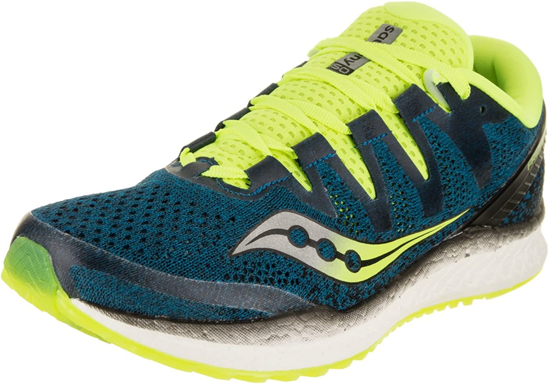 Saucony Men's Freedom ISO 2 Running Shoes B078PP8BLJ  | Outlet