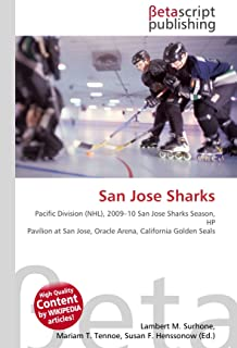 San Jose Sharks: Pacific Division (NHL), 2009–10 San Jose Sharks Season, HP Pavilion at San Jose, Oracle Arena, California Golden Seals