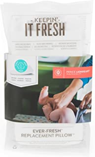 Prince Lionheart Ever-Fresh Replacement Pillows for Ultimate Wipes Warmer, 2 Count