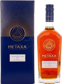 Metaxa 12 Stars 40,00% 0,70 Liter