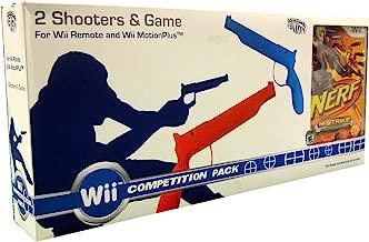Nerf N Strike With Dual Gun - Bundle - Nintendo Wii