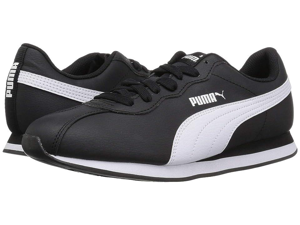 PUMA Turin II (Puma Black/Puma White) Men