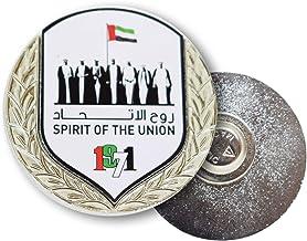 FMstyles UAE 3 in One Badge Sheikh Zayed, Flag & National Day - UAE-S006