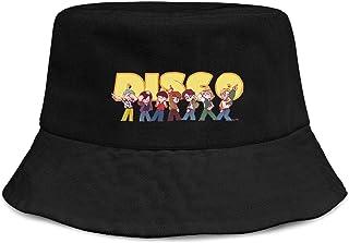 BTS Dynamite قبعة دلو للرجال والنساء الصيف شاطئ الشمس قبعة دلو السفر قابل للطي في الهواء الطلق