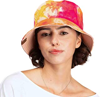C.C Exclusives Galaxy Bucket Hat Cotton Reversible Tie Dyed Boonie Cap(ST-2176)