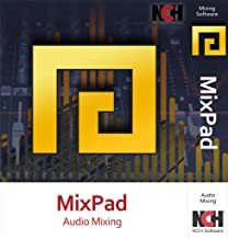 Best MixPad Multitrack Recording Software for Sound Mixing and Music Production [Mac Online Code] Review