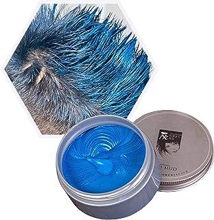 Tymczasowa farba do włosów, niepermanentna, DIY farba do włosów, wosk, błot, Washable, kolorowa farba do włosów, kremowa n...
