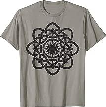 Celtic Knot Mythology Valhalla Odin Viking Carbon Fiber look T-Shirt