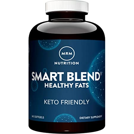 MRM Smart Blend Essential Fatty Acids - 240 Softgels