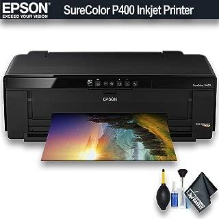 Epson SureColor P400 Inkjet Printer (C11CE85201) Essential Bundle
