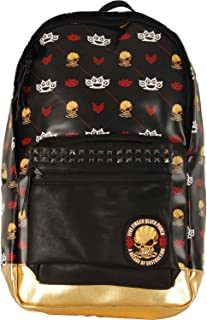 Five Finger Death Punch Backpack Black