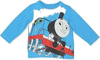 Thomas The Train & Friends Toddler Boys Long Sleeve Tee
