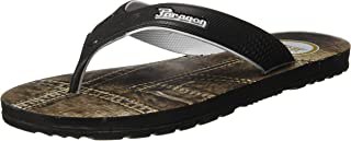 Paragon Men's Brown Flip-Flops-6 UK/India (40 EU) (EV1390G)