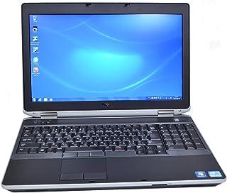 Windows7 64bit 15.6型フルHD ノートパソコン DELL Latitude E6530 Core i7-3740QM(2.70GHz) メモリ4G マルチ WiFi USB3.0 Bluetooth NVIDIA