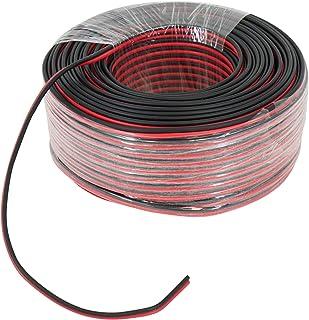 $79 » Sponsored Ad - Rockville RED 14G250 OFC 14 Gauge 250 Foot 100% Copper Speaker Wire Car Audio