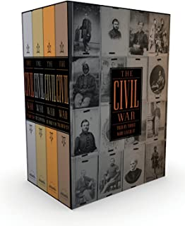 The Civil War Told by Those Who Lived It: A Library of America Boxed Set