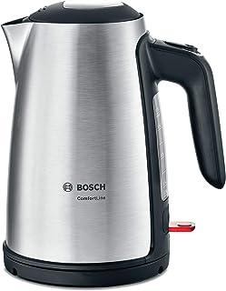 Bosch Comfort Line Kettle, Silver, 1.7 Liters, TWK6A833GB