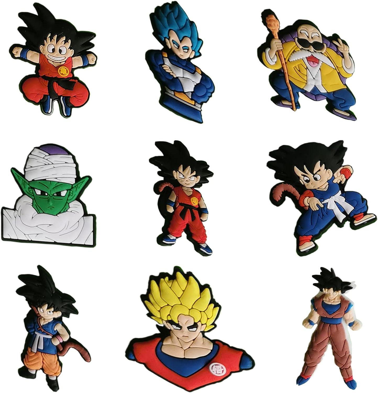 Anime Shoe Charms Cartoon Decorative PVC Set Directly managed store Charm Button P Bargain sale