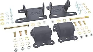 Dirty Dingo 2WD S10 S15 LS 1982-2004 Adjustable Conversion Mounts With Clam Shell Mounts LS1