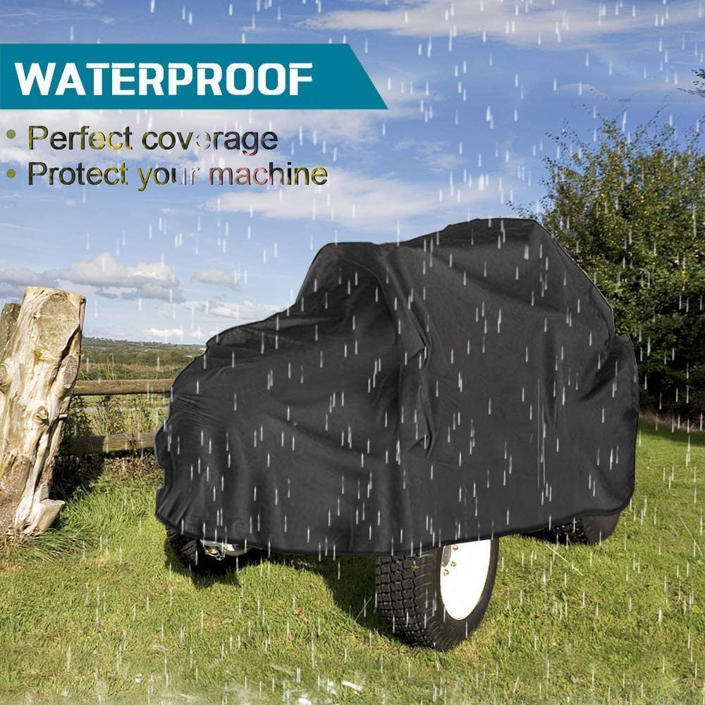 UCARE Outdoor Ride On Lawn Mower Waterproof Protective Cover UV ...