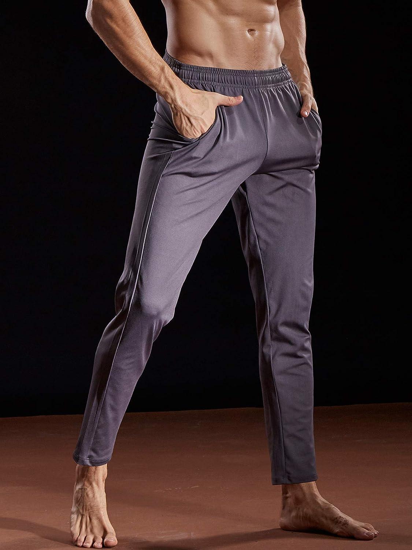 Neleus Mens Athletic Workout Running Pants
