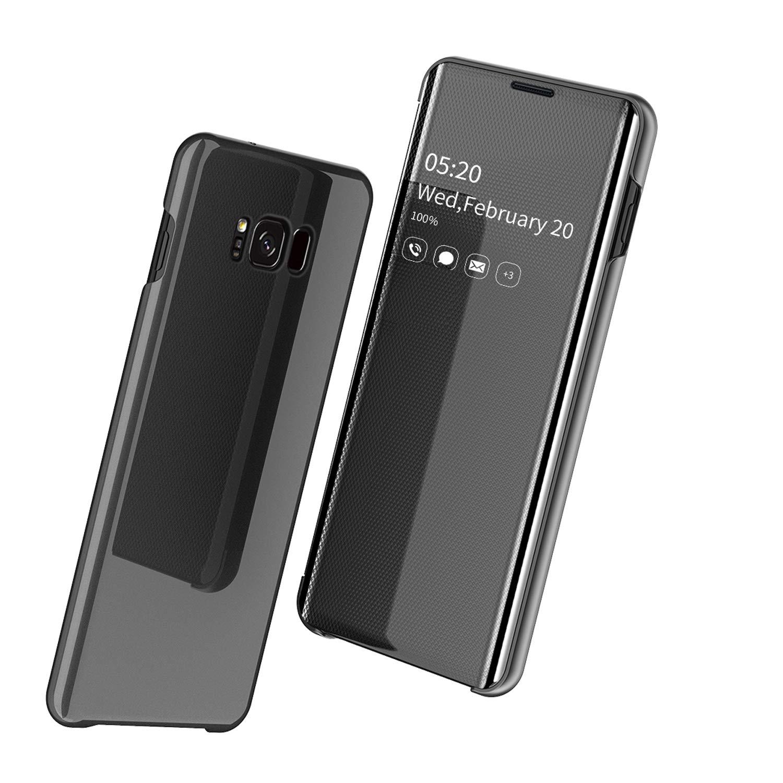 Funda para Samsung Galaxy S8 Protectora Transparente teléfono ...