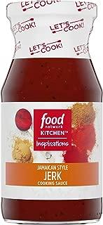 Food Network Kitchen Inspirations Jamaican Style Jerk Sauce, 15 oz Bottle