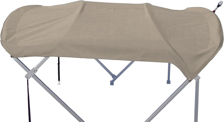 Sunbrella 8' x Replacement Pontoon Top Free shipping / New Regular discount Bimini and Linen Boot