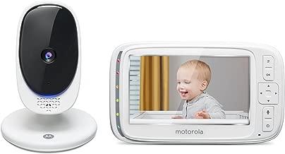 Motorola Comfort 50 Video Baby Monitor with 5