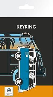 GB eye LTD VW Camper Van Schlüsselanhänger Metall verschiedene 11x7x0.3cm