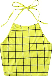 Best yellow check print Reviews