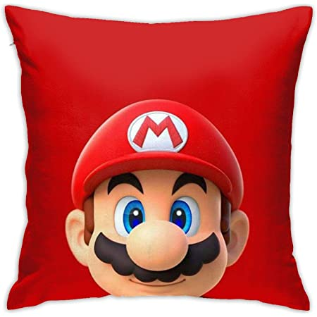 super mario brothers mario anime 3D pillow cushion pillows fit sofa office cool